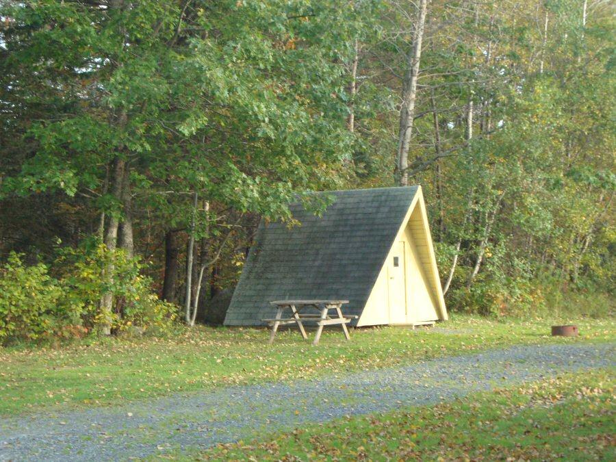 Camping In Nova Scotia
